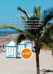 Destination: tenerife