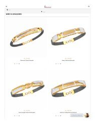 Bracelet for men price
