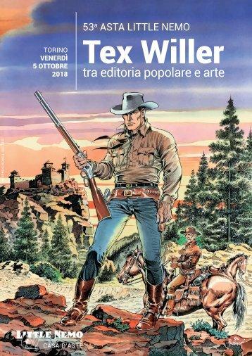 Catalogo Little Nemo 53a Asta Tex Willer