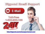 Email Support Service 1-800-980-183| Delete Bigpond Account