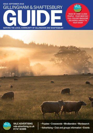 Gillingham & Shaftesbury Guide July 2018
