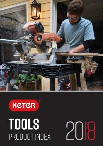 Keter Brand catalogue - 2018