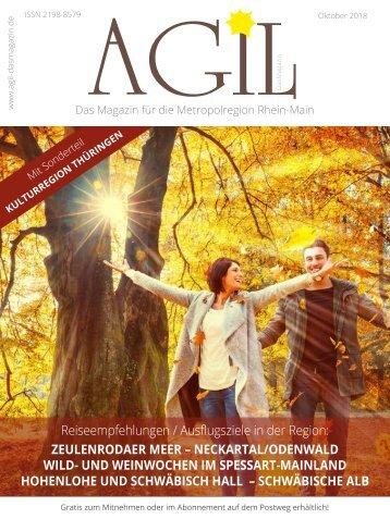 AGIL-DasMagazin_Oktober 2018
