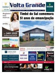 Jornal Volta Grande | Edição1132 / Região