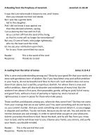 St Mary Redcliffe Church Pew Leaflet - September 23 2018  - Page 3