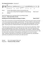 St Mary Redcliffe Church Pew Leaflet - September 23 2018  - Page 4