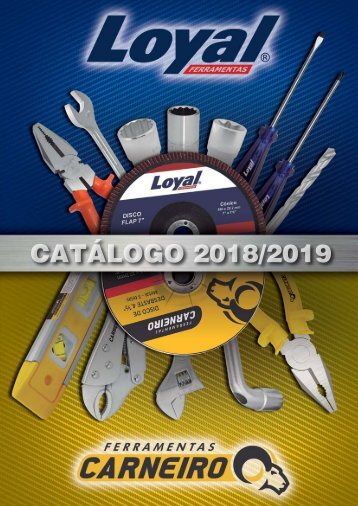CATALOGO LOYAL 2018/19