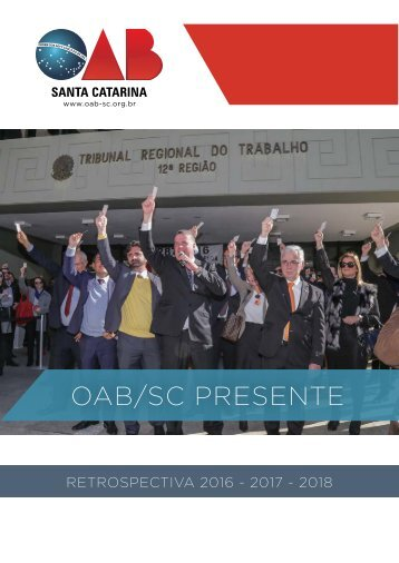 Revista OAB SC Presente