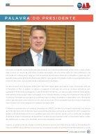 Revista OAB SC Presente - Page 5