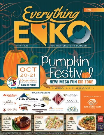 Everything Elko October 2018