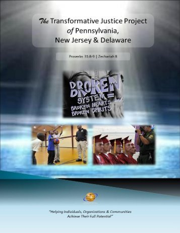 The Transformative Justice Project of Pennsylvania, New Jersey & Delaware