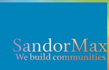 SandorMax-nonprofit