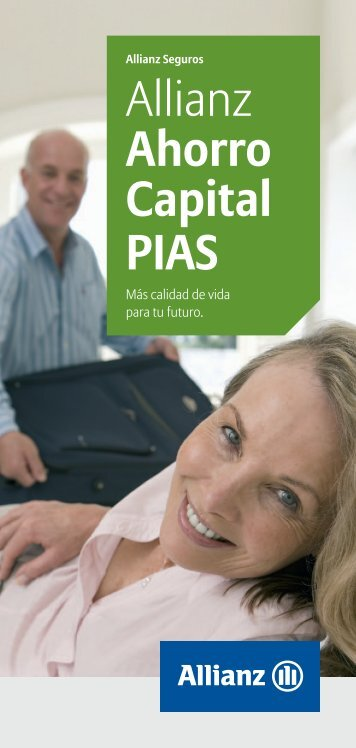 Allianz Ahorro Capital PIAS - Allianz Seguros