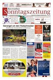 2018-09-23 Bayreuther Sonntagszeitung