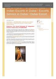 Independent Indian Escorts in Dubai +971588278565 Sana Khan