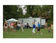 Portable Restrooms for Festivals and Parties