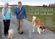 Partner Hund Leseprobe - Gemeinsam von dick nach dünn