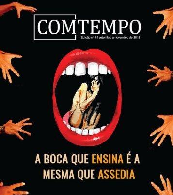 Revista ComTempo - Edição nº 1, de setembro a novembro de 2018