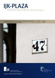Kommunikation von morgen. - Institut für Journalistik und ...