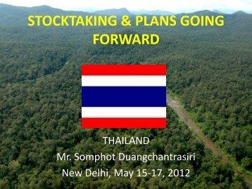 Reporting PIAs 2011, Planning PIAs 2012-13 - Global Tiger Initiative