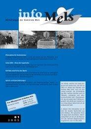 GALA 2005 - Gemeinde Mels