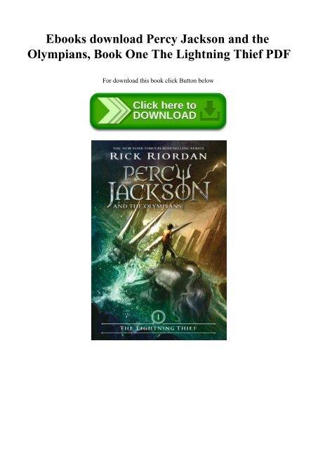 rick riordan books pdf download