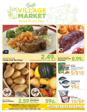 VillageMarketAdSept23