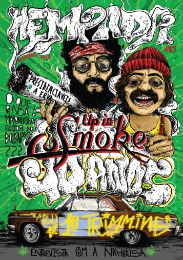 Hempada #17 - 40 anos do Up in Smoke