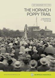 The Horwich Poppy Trail Book