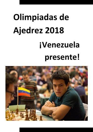 Armando Guédez Rodríguez - Olimpiadas