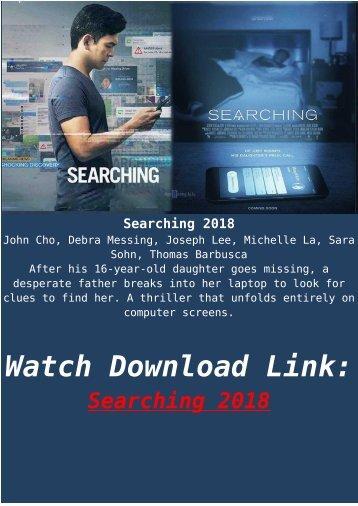 Download Watch Streaming Korean Movie Searching 2018 Full Online Free