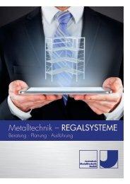 Produktbroschüre - Jestrabek Metalltechnik GmbH