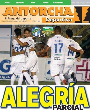 Antorcha Deportiva 335