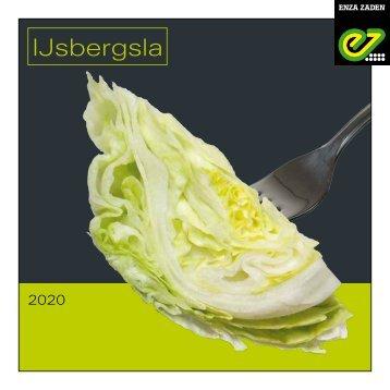 IJsbergsla 2019 | 2020