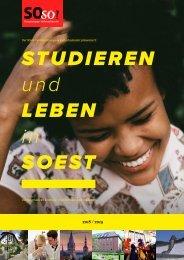 SOso Studieren und Leben in Soest 2018/19