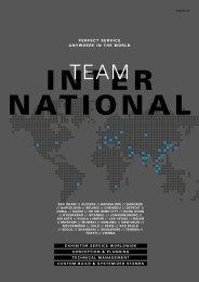 AUTOMOTIVE INTERNATIONAL Referenzen