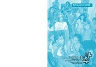 Jahresbericht des SIG 2006 - Schweizerischer Israelitischer ...