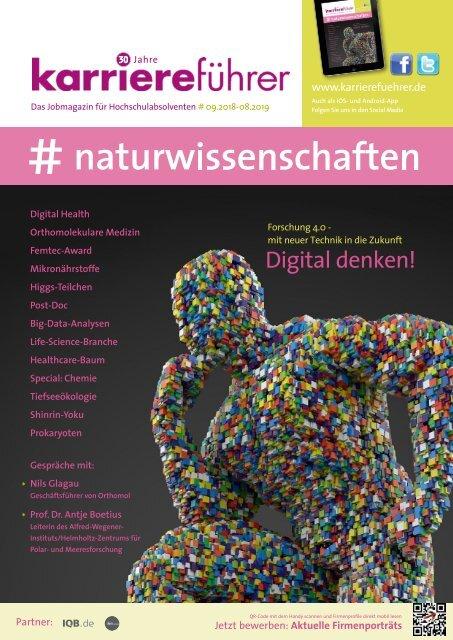 karriereführer naturwissenschaften 2018.2019