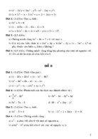 kiểm tra kiến thức toán 8 - Page 7