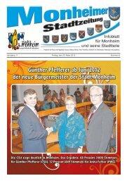 Monheimer Stadtzeitung