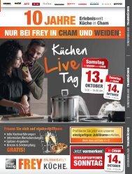 Interliving FREY - Küchen-Live-Tag-10-Jahre