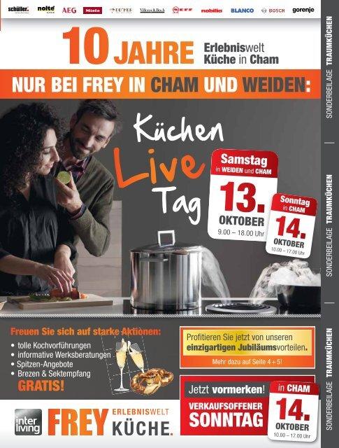 Interliving Frey Kuchen Live Tag 10 Jahre