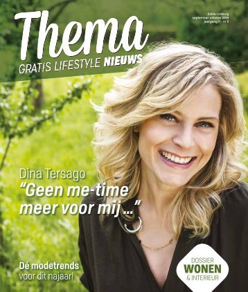 180921 Thema september-oktober 2018 - editie Limburg