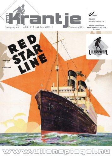 Krantje 45-2 Red Star Line