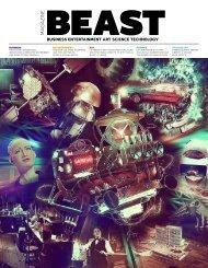 Magazine BEAST #12 2018