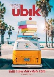UBIK NEWS SUMMER 18