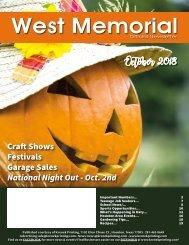 West Memorial October 2018