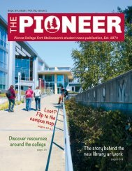 The Pioneer, Vol. 52 Issue 1