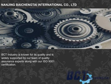 BCT INDUSTRY
