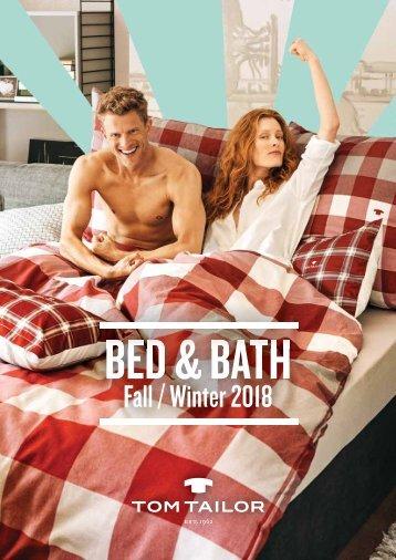 Tom Tailor Bed & Bath HW 18/19